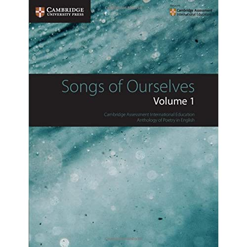 Songs Of Ourselves. Per Le Scuole Superiori: 1