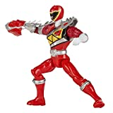 Power Rangers 12.5 cm Dino Supercharge Armed Up Mode Ranger Figure (Red)