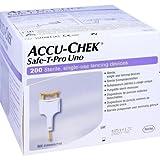 ACCU CHEK Safe T Pro Uno II Lanzetten 200 St Lanzetten (Badartikel)