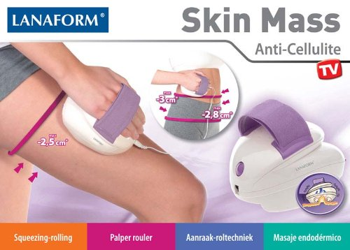 Lanaform Masseur Anti-cellulite Skin Mass