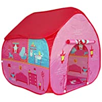 POP UP Pop It Up Childrens Play Tent for Girls (Pink)