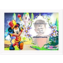 Cuadro Decorativo Mickey Mouse personalizado