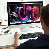 Logitech Craft Kabellose Tastatur (für Windows und Mac mit Drehkopf zur Programmwahl für produktive und Kreative Kontrolle, Deutsches Layout)