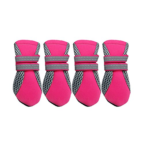 4-bottes-hydrofuge-anti-derapant-chaussures-chaussette-protection-pour-animaux-chiot-chien-rose-s