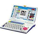 Educational English Learner Laptop With 20 Activities For Kids - Multi Color