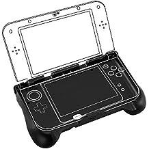 Grip BestFire de energía para el nuevo 3DS XL y 3DS LL recargable de protección de la manija de agarre con cable USB