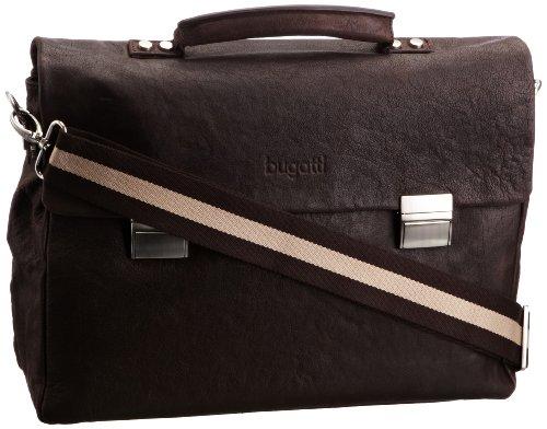 Bugatti Malette Go West, 43 cm marron