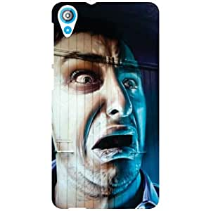 HTC Desire 820Q Back Cover - Abstract Designer Cases