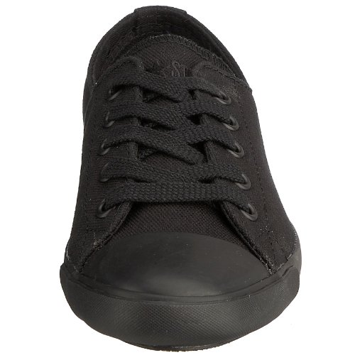 Converse All Star Light Canvas Ox, Scarpe sportive donna Nero