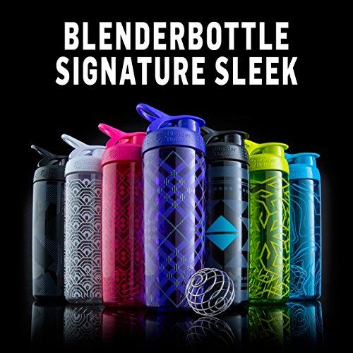 Blenderbottle Unisex Signature – Supplement Shakers