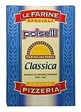 Farina di grano tenero '00' POLSELLI CLASSICA 5 kg - pizza napoletana