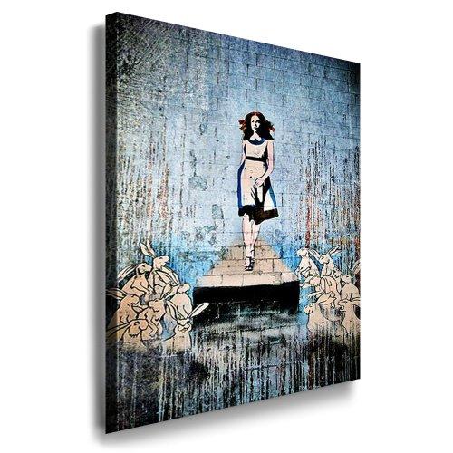 Pop-art-foto (Graffiti