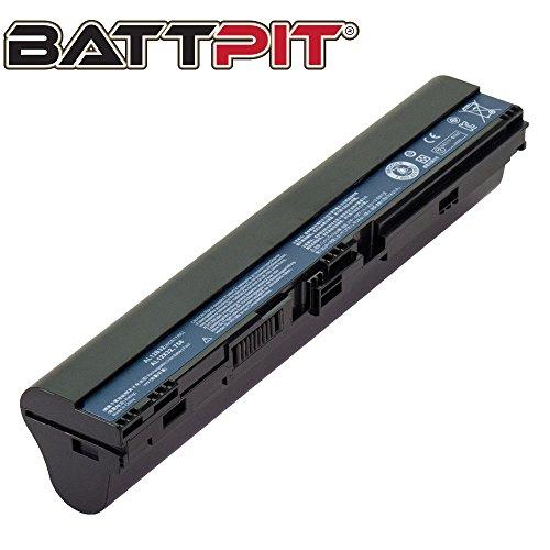 Battpit Laptop Akku für Acer AL12A31 AL12B31 AL12B32 AL12B72 AL12X32 Aspire One 725 756 Aspire V5-121 V5-123 V5-131 V5-171 Chromebook C710, TravelMate B113-E, B113-M - [4 Zellen/2200mAh/33Wh]