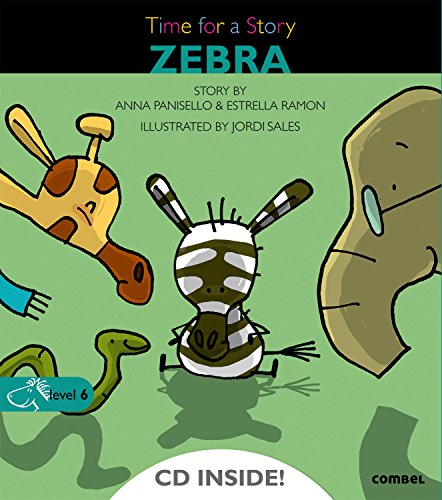 Zebra (Time for a Story)