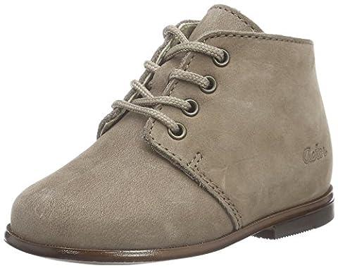 Aster Odria, Chaussures Premiers pas bébé fille, Marron (Marron), 22