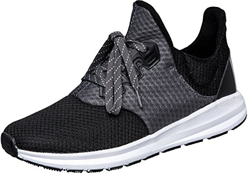 forucreate Mens Classic Lace Up Trainers Gym Walking Fitness Sports Running Shoes