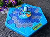 #9: Penguin trap interactive Ice Breaking Table Penguin Trap antistress toy activate fun toy