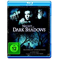 Night of Dark Shadows - Das Schloss der verlorenen Seelen [Blu-ray]