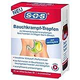 SOS Bauchkrampf-Tropfen | Schmerzen im Bauchbereich, Verdauungsbeschwerden und Völlegefühl | krampflösend und beruhigend