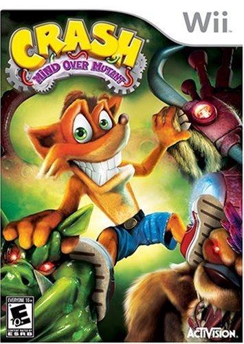 Crash: Mind Over Mutant - Nintendo Wii by Sierra Entertainment - Entertainment Sierra