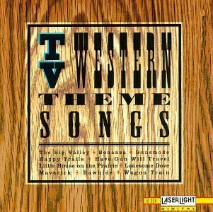 TV Western Theme Songs by Various Artists (Song 4k Tv)