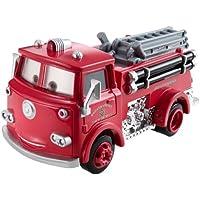 Cars–Serie Deluxe–MEGA veicolo–Rosso–Veicolo in miniatura–auto