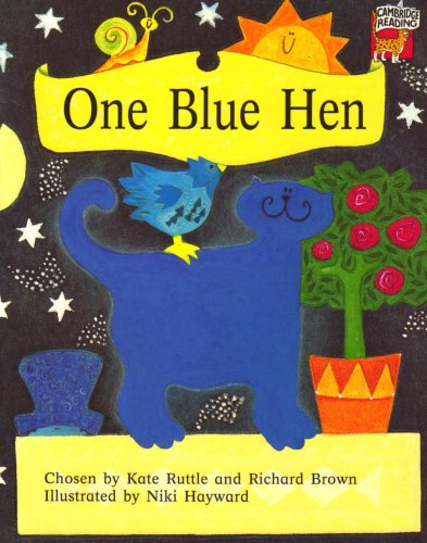 One blue hen : colour rhymes