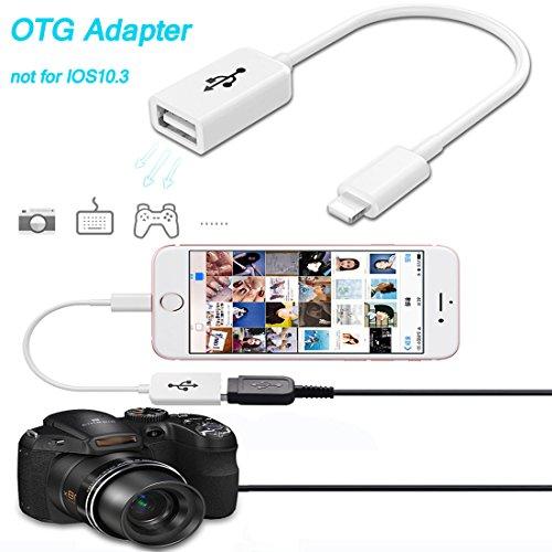 ine für iPhone/iPad unten 10.3system 100mA für Apple Geräte USB 2.0Adapter Kabel (2Stück) (Usb-kabel Für Samson Mikrofon)