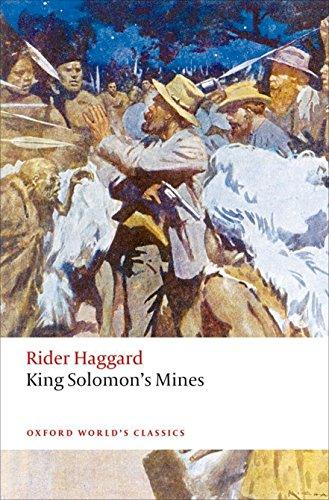 King Solomon's Mines (Oxford World's Classics) (Der Desert King)
