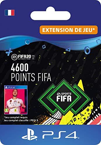 FIFA 20 Ultimate Team - 4600 FIFA Points DLC - Code Jeu PS4 - Compte français