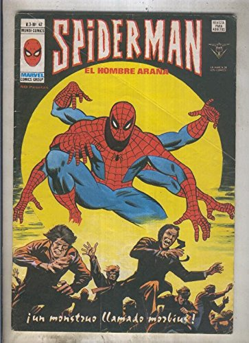Spiderman volumen 3 numero 47