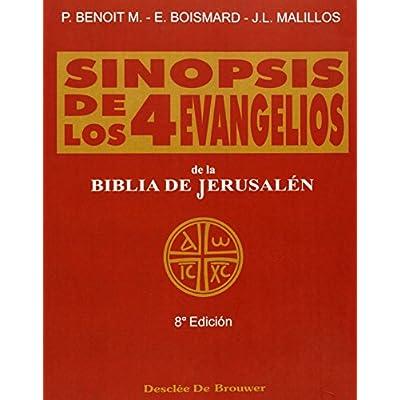 c3e3b5cf6b9 Download Sinopsis De Los Cuatro Evangelios - Vol. 1 (Biblia De ...
