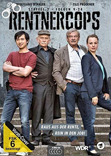 Rentnercops - Staffel 2 [4 DVDs]