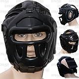 Farabi Kopfschutz Schutzgesichts Saver Helm mit abnehmbarem Frontseiten -Gesicht Grill