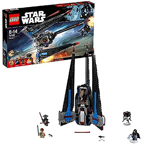 LEGO - 75185 - Star Wars - Jeu de Construction - Tracker I