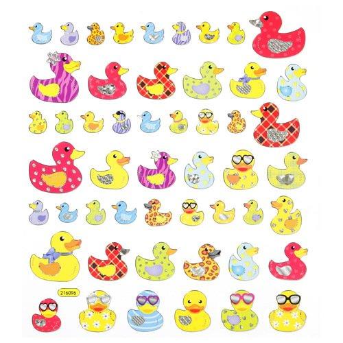 NEU Hobby-Design Sticker Quietsche-Ente [Haushaltswaren]