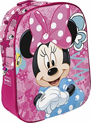 Star licensing disney minnie zainetto per bambini, 31 cm, multicolore