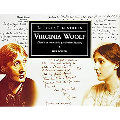 Virginia Woolf : Lettres illustrées