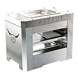 ASTEUS Steaker, Elektro-Infrarot-Hightech-Beefer