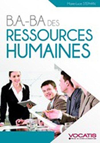 B.A.-BA des ressources humaines