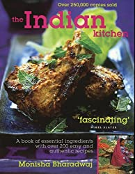 Indian Kitchen by Monisha Bharadwaj (2006-02-02)