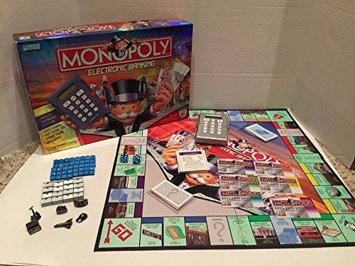 Monopoly Electronic Banking by Parker Brothers