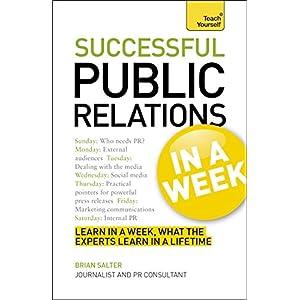 Successtul Public Relations in a Week