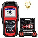 Autel MaxiTPMS TS501 Strumento TPMS Sistema di Monitoraggio della Pressione dei Pneumatici OBD2 Strumento Diagnostico per Attivazione Sensori TPMS / TPMS Recearn / Programmazione TPMS