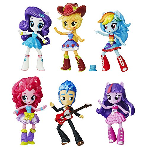 tria Girls Minis School Dance Collection by My Little Pony (Little Kid Store)