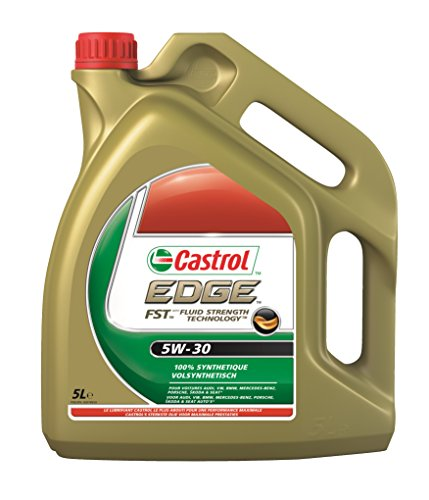 Castrol EDGE 5W-30 FST, olio motore, lattina da 5