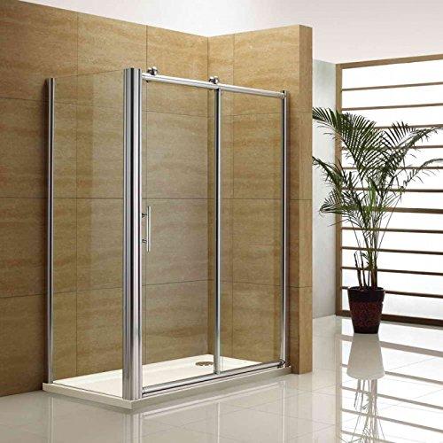 demsun D20ausgestattet Versiegelungsmittel Badezimmer, Dusche, Küche Silikon Dichtstoff Transparent 310ml (1x Stück) - 3