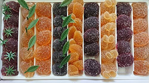 früchtegelee 1 kg (Ohne Gelee Zucker)