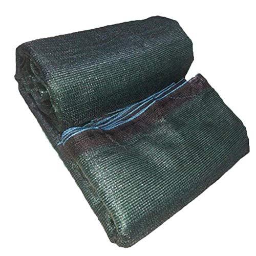 XHEYMX-Camouflage net Ombra, al Netto Giardino sul Tetto coibentato, terrazza Solarium Rete, Ombra carnosa Rete Parasole da Campeggio con Protezione Solare e isol (Dimensioni : 8 * 10m)