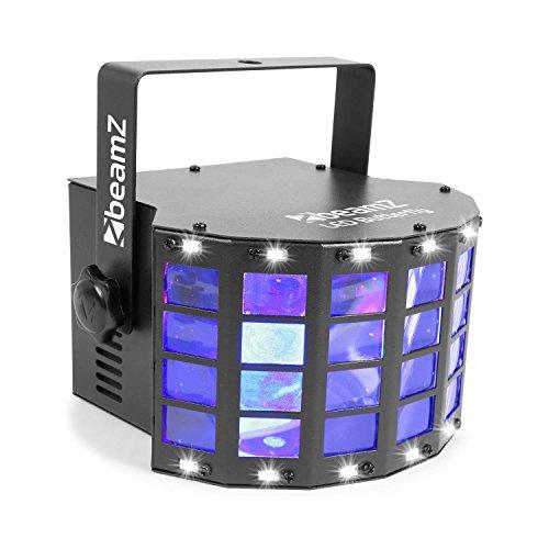 Beamz LED Butterfly 3x3W RGB + 14xSMD Strobe Musik- oder Automatikmodus